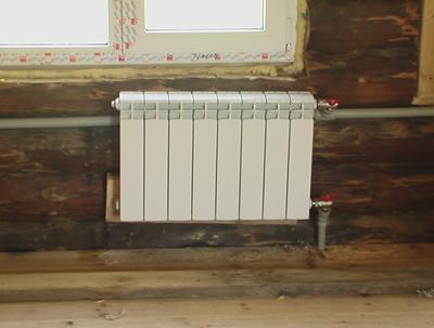 Как установить радиатор отопления самостоятельно